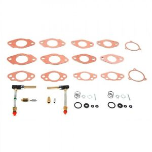 Genuine Su Carburetor Service Kit Mgb 1963 1971 Hs4 With Jets Does Both Carbs