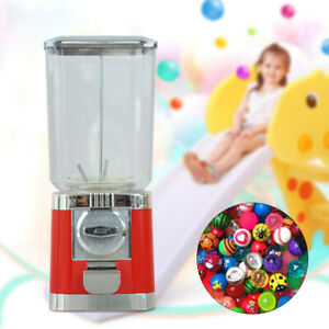 Vending Gumball Machine Commercial Automatic Candy Toy Vending Machine