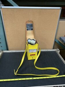 Woodhead Ground Loop Impedance Tester 7040 Tested Working