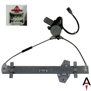 Front left Driver Side Window Regulator For Honda Element Ho1350125 72250scva02