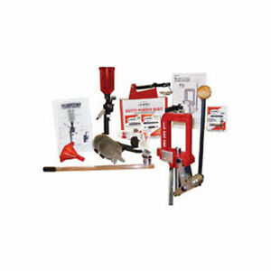 Lee Challenger Breech Lock Single Stage Reloading Press Anniversary Kit $239.99