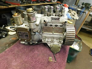 Alfa Romeo Spider Gtv Spica Fuel Injection Pump Tested