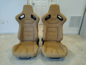 Braum Elite Series Sport Seats Pair