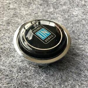 Nardi Torino Horn Button Nardi Classic Single Contact Black