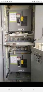 Ats 1000kw 4160vac 1200amps Transfer Switch