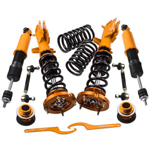 Coilovers Suspension Kits For Ford Mustang 4th 05 06 07 14 Adj Height Mounts