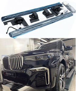Deployable Electric Running Board Side Steps Fit For Bmw X7 2018 2021