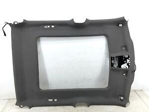 local Pickup Only 2015 2017 Ford F150 Roof Headliner W Panoramic Grey Cloth