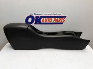 06 07 Chevy Monte Carlo Ss Oem Center Floor Console Assembly Black