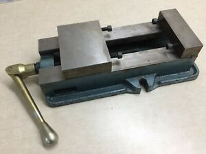 Kurt 6 Hugle Lock Vise No Jaws Handle