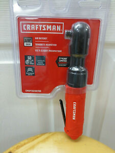 Craftsman 3 8 Air Ratchet Red cmxptsg1007nb 50 Ft lbs Torque