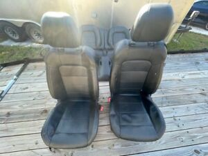 2016 Ford Mustang Premium Leather Seats