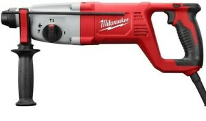 Milwaukee 5262 21 8 amp Corded 1 Sds D handle Rotary Hammer Kit new Box 4