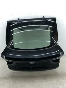2015 2018 Bmw X4 F26 Liftgate Trunk Lid Shell W Rear View Camera Black 475m