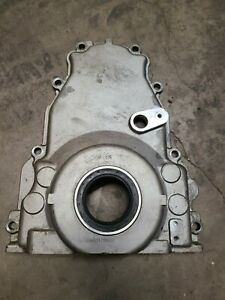 Ls2 Ls3 Timing Chain Cover Lsx 12600326 C6 Corvette Gto 6 0 6 2