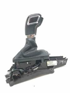 2015 2017 Ford F150 Floor Shifter Automatic 6 Speed Leather Black Fl3p 7k004 Oem