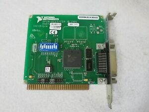 National Instruments Ni 181065j 01 Gpib pcii iia Ieee 488 2 Interface Card