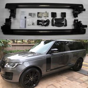 Deployable Electric Running Board Side Steps Fit For Lr Range Rover 2018