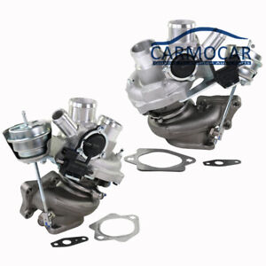 Left right Turbo Turbocharger Set For 2011 2012 Ford F 150 Ecoboost 3 5l