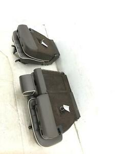 2010 2012 Range Rover Land Rover Electric Rear Seat Heated Arabica Brown 2011