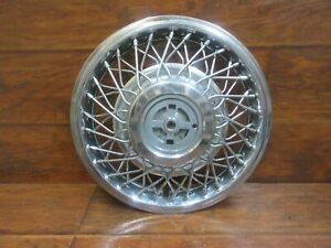 Cadillac Deville Fleetwood 1985 1986 1987 1988 1989 1990 14 Wire Hubcap