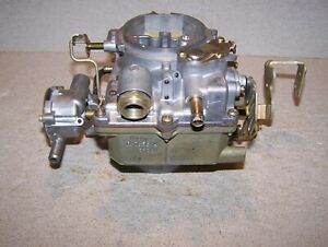 Nos Holley 2 289 2bbl Carburetor 1975 Buick Apollo Century Olds Omega With 350