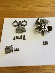 Oem Gm Throttle Body Tbi Twin Injector Pod And Screws Included