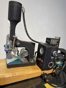 Kingsley Hot Foil Stamping Embossing Machine Am 60 as