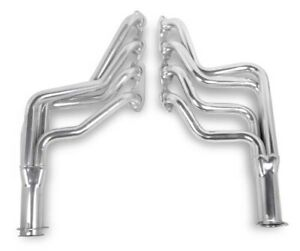 Flowtech 31130flt Camaro Chevelle Big Block Chevy Ceramic Coated Headers