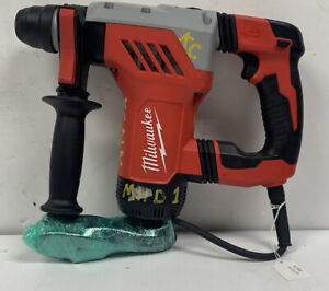 Used Milwaukee 5268 21 1 1 8 Sds Plus Rotary Hammer Read Descrition