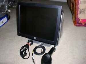 Elo Esy15d1 Touch Screen All in one Computer System Quickbooks Pos Include