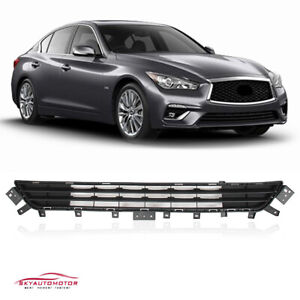 Fits 2014 2017 Mazda 6 Front Bumper Lower Bottom Grille New Repalcement