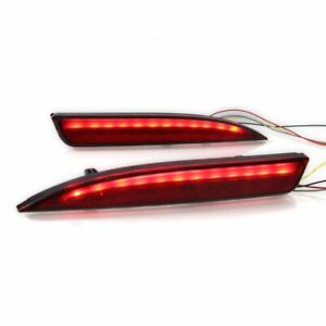 Rear Bumper Tail Light For Vw Scirocco R 2011 2012 2013 2014 2015 Driving Lamp
