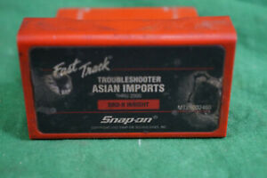 Snap On Mt25002400 Troubleshooter Asian Imports Thru 2000 Cartridge