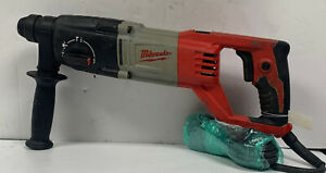 Used Milwaukee 5262 20 7 8 Sds Plus Rotary Hammer corded