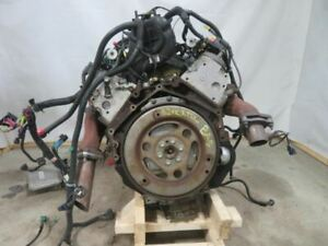 5 3 Liter Engine Motor Ls Swap Dropout Chevy Lm7 139k Complete Drop Out