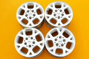 Jeep Grand Cherokee 1999 2003 Silver Machined 16 Oem Set Of 4 Wheels Rims 495