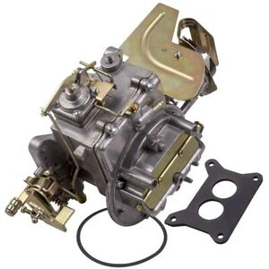 Returned 2 barrel Carburetor Carb 2100 Fit Ford 289 302 Cu Jeep 360 1964 1978