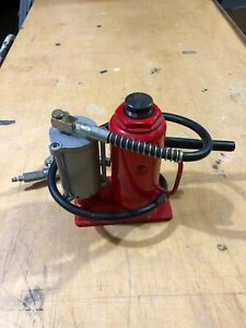 Troy Air Hydraulic Bottle Jack 17 1 4 Tall