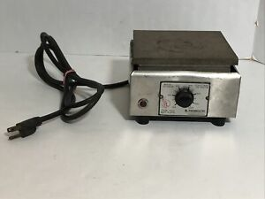 Sybron Corporation Thermolyne Hp a1915b Type 1900 Hot Plate Pre owned