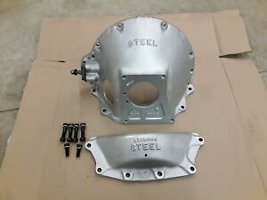 1964 1965 426 Race Hemi Max Wedge Steel Four Speed Bellhousing 4 Mopar 64 65 68