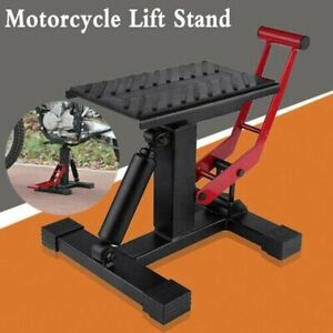 Adjustable Lift Jack Lift Stand Repairing Table For Adventure Touring Motorcycle