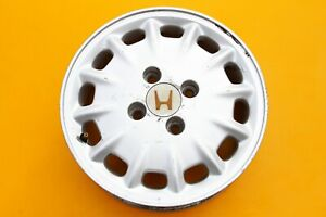 Honda Accord 1996 1997 Silver 15 Oem Wheel Rim 63753 42700sv4a21 698