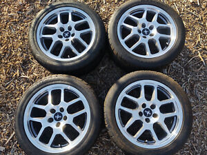 2007 2009 Ford Mustang Shelby Gt500 Svt Wheels Rims 18x9 5 Oem