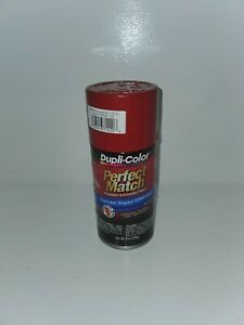 Dupli Color Ebfm01887 Candy Apple Red Ford Exact Match Automotive Paint 8 Oz
