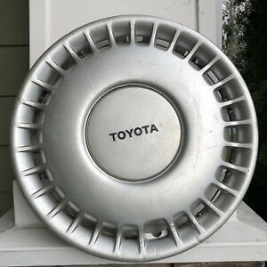 Oem 1988 91 Toyota Camry Le V6 15 Hubcap Wheel Cover 7485 Free S h