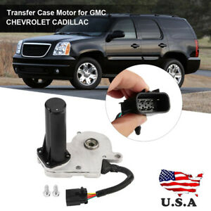 Transfer Case Motor Encoder For Gmc Chevy Truck Chevrolet Cadillac 88962314