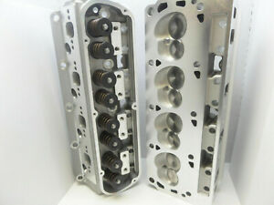 Ford Loaded Set 2 Complete Aluminum Cylinder Heads Sbf 302 190cc 62cc 2 02 1 6