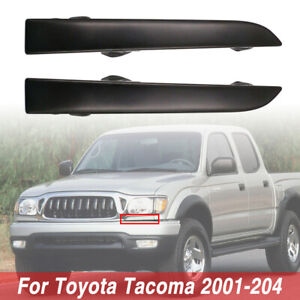 For Toyota Tacoma Headlight Trim Right Left 5251335060 Side 2001 2002 2003 2004