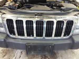 Grille Chrome Fits 99 03 Grand Cherokee 973180